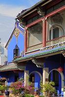 Malaysia, Penang, Georgetown, Cheong Fatt Tze Mansion,