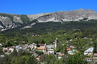 Var valley, Alpes-Maritimes, 06, Mercantour national park, PACA, France.