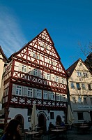 Nagold town in Germany