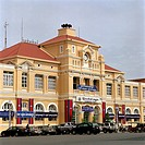 Post Office in Phnom Penh in Cambodia