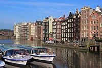 Damrak, Amsterdam, Netherlands