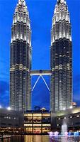 Malaysia, Kuala Lumpur, Petronas Towers,