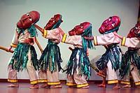 Malaysia, Kuala Lumpur, traditional, dancers, people,