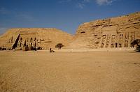 Abu Simbel, Egypt, Cairo
