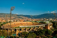Atanasio Girardot Stadium, Medellin, Antioquia, Colombia