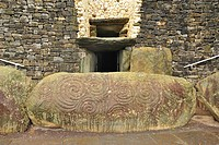 EU, Unesco, Archaeological Site, Archaeology, Art, Boyne, Bru Na Boinne, County Meath, Donore, Entrance, Europe, European Union, Historic, Horizontal,...