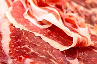Thiny Sliced Spanish Jamon