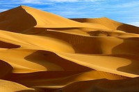 Desert, Morning Light, Dunes of Titersine