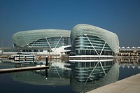 Abu Dhabi, United Arab Emirates, Middle East
