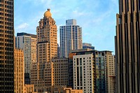 Skyscrapers, Chicago, Illinois, United States of America, North America