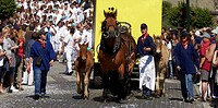 Belgium, Walloonia, Liege province, Herve, the cavalcade