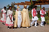 Ethiopian Wedding Party, Lake Tana, Bahir Dar, Ethiopia