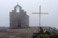 Chapel, Piedra del Molino, Region Salta, Argentina, South America