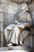 Franz List statue
