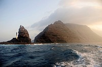 Punta Fariones in northern Lanzarote. Canary Islands, Spain