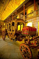 National Coach Museum Lisbon, Portugal