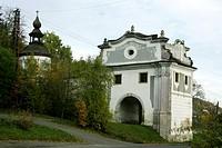 Banska Stiavnica, Castle, Slovakia