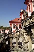 Troja castle, Prague