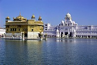 Golden Temple , Amritsar , Punjab , India