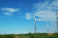 Windmill 1250 kilowatt , Wind Turbine Generator 1.2 megawatt , Wind Power Energy