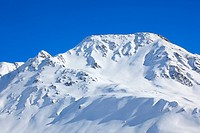 Alps, Alpine, panorama, Andermatt, view, mountain, mountains, mountain panorama, mountains, summit, peak, Gütsch, cold, panorama, horse ground floor, ...