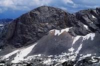 Taubenkogel, Dachstein Mountains, Upper Austria (Oberoesterreich), Austria.