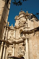 Cathedral, Valencia, Spain.