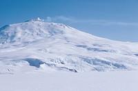 Mount Erebus Ross Island Antarctica