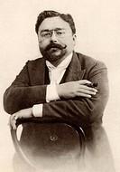 Isaac (Manuel Francisco) Albeniz (1860-1909) Spanish composer.