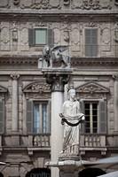 Maffei Palace, verona, veneto, italy