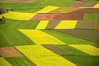 Spain, Castilla Leon Community, Soria Province Landscape.