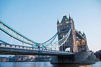 England, London, Southwark, Tower Bridge
