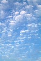 Cloudy sky.  - 27/10/2005
