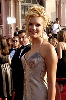 Maggie Grace - Los Angeles/California/United States - 57TH ANNUAL PRIMETIME EMMY AWARDS: ARRIVALS