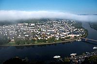 Germany, Rhineland-Palatinate, Mosel valley, Bernkastel-Kues.