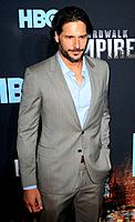Joe Manganiello - New York/New York/United States - HBO PREMIERE : BOARDWALK EMPIRE