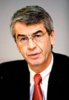 Dr.Fritz Oesterle, Chairman of the Managment Board and Chief Executive Officer of the Celesio AG. - STUTTGART, BADEN-WUERTTEMBERG, GERMANY, 14/03/2007