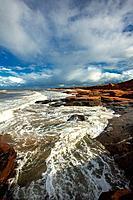 Coastline, Prince Edward Island National Park, Canada