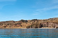 Peru, Lake Titicaca. Taquile Island. - 01/01/2010