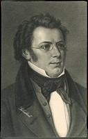 Franz Schubert (1797-1828) Austrian musician
