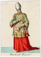 CARDINALE DIACONO Cardinal-Deacon