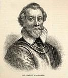 SIR MARTIN FROBISHER English navigator