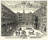 A German warehouse in Venice