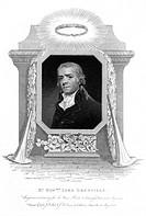 WILLIAM WYNDHAM, baron GRENVILLE statesman