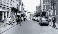 Bury St Edmunds, Abbeygate Street c1965