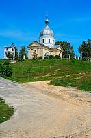 Church, Chesniki, Ivano-Frankivsk Oblast (province), Ukraine - Ukraine, 21/08/2007