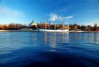 Sweden, Stockholm, Blasieholmen