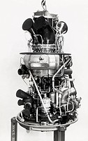 Gazelle 18 1750 shp engine