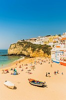carvoeiro beach, algarve