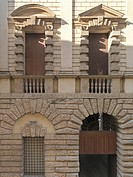 Palazzo Thiene, Vicenza, by Andrea di Pietro della Gondola known as Palladio, 1542 - 1546, 16th Century, Unknow. Italy, Veneto, Vicenza, Palazzo Thien...